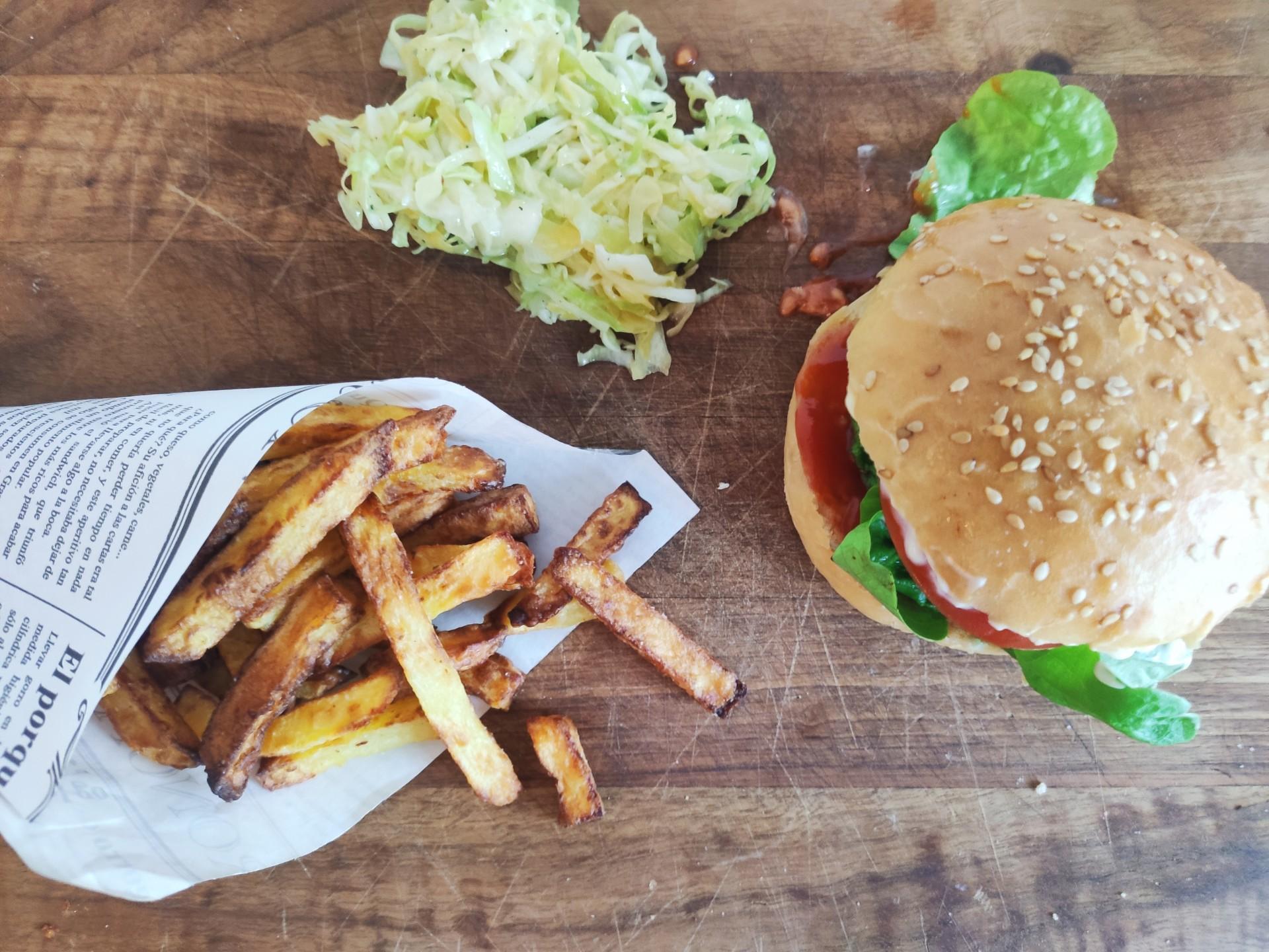 Burger Buns – Hamburger